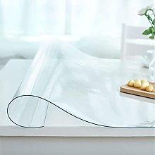 VISZC Transparent Tablecloth Pvc Waterproof