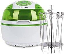 VitAir Green Bundle Set 1400W Hot-Air Fryer 9L