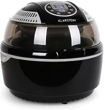 VitAir Hot Air Fryer grill and bake 9 litre Black