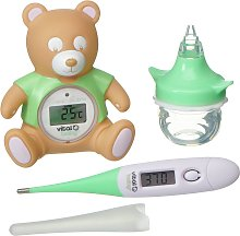 Vital Baby Protect Decongester & Thermometer