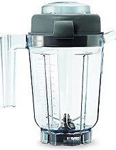 Vitamix VM0137 Mini Wet Container with Tamper, 0.9