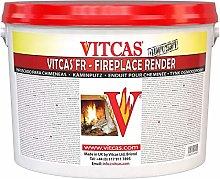 VITCAS Fireplace Render 10kg