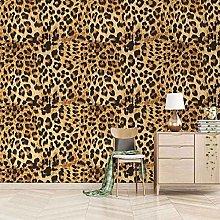 VITICP 3D Wallpaper Murals Fashion Animal Leopard