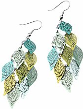 vitihipsy Fashion Earrings Filigree Chandelier