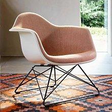Vitra - Eames Plastic Armchair LAR full upholstery