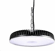 Viugreum 300W UFO LED High Bay Light, 24000 Lumens