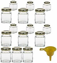 Viva Haushaltswaren jam jars/spice jar, cover