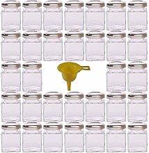 Viva Haushaltswaren jam jars/spice jar, Deckel