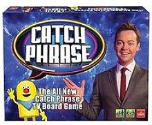Vivid Games Catch Phrases Board Game