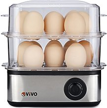 Vivo © Professional Electric 16 Egg Boiler Hard