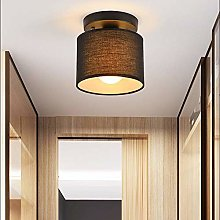 VIWIV Ceiling Light Modern Fabric Pendant Light