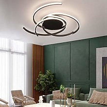 VIWIV LED ceiling light Nordic modern geometric