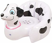 VKTY Baby Inflatable Bath Seat Foldable Infant