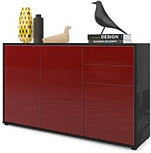 Vladon Cabinet Chest of Drawers Ben V3, Carcass in