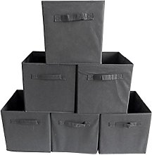Vlio Square Foldable Storage Box Collapsible