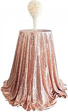 Vlovelife Quality Glitzy Rose Gold Sequin