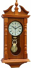 vmarketingsite Grandfather Wood Wall Clock with
