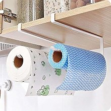 Voarge Kitchen Roll Holder for Cabinet Doors and