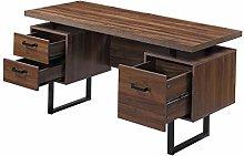 Vobajf Computer Desk Home Office Computer Desk