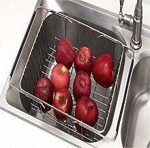 Vobajf Draining Boards Kitchen Sink Faucet Sponge