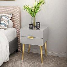 Vobajf Nightstand Fashion Nordic Bedroom Bedside