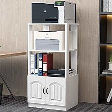 Vobajf Printer Stand Printer Rack Office Rack