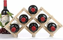Vobajf Wine Racks Wine Rack Freestanding For Table
