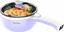 Vocha Electric Hot Pot, Electric Cooker Non-Stick
