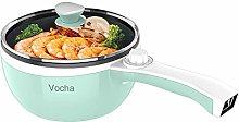 Vocha Electric Hot Pot, Electric Cooker, Non-Stick