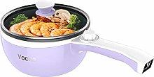 Vocha Electric Hot Pot, Non-Stick Frying Pan, 1.5L