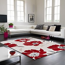 Vogue VG02 Floral Rug by Asiatic