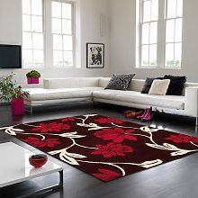 Vogue VG10 Floral Rug by Asiatic