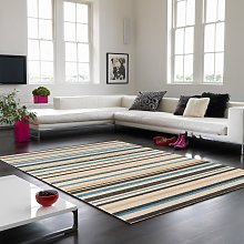 Vogue VG22 Striped Rug by Asiatic