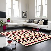 Vogue VG23 Striped Rug by Asiatic