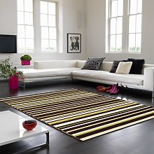 Vogue VG24 Striped Rug by Asiatic