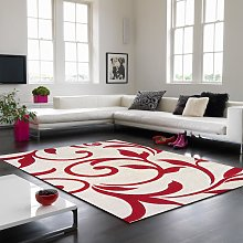 Vogue VG27 Floral Rug by Asiatic