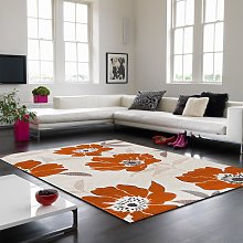 Vogue VG40 Floral Rug by Asiatic