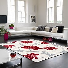 Vogue VG41 Floral Rug by Asiatic