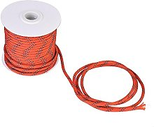 vogueyouth Reflective Tent Rope, Light Tent Guide,