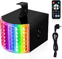 Voice Control Disco Ball, 6 Colors Stage Lights
