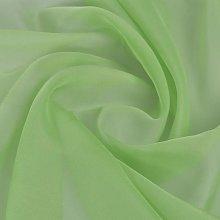 Voile Fabric 1.45 x 20 m Green QAH00442