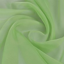 Voile Fabric 1.45 x 20 m Green VD00442