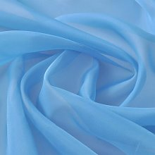 Voile Fabric 1.45 x 20 m Turquoise VD00443