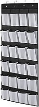 VOLKSLAND 24 Large Mesh pockets storage hanger for