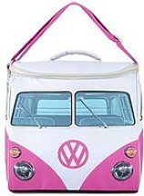 Volkswagen Vw Large Cooler Bag - Pink