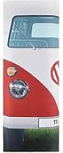 Volkswagen Vw Single Sleeping Bag - Titan Red