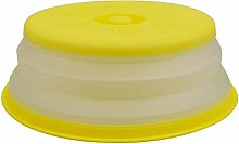 Volwco Plastic Microwave Plate Covers, BPA-Free
