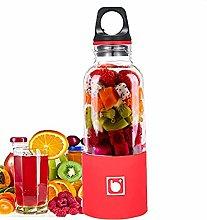 Volwco Portable Blender 500ml,Mini Fruit Juice