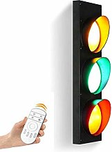 VOMI 5W x 3 Traffic Warning Lights LED Wall Lamp,