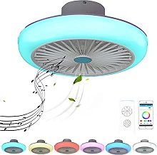 VOMI Ceiling Fan Lighting RGB Color Changer with
